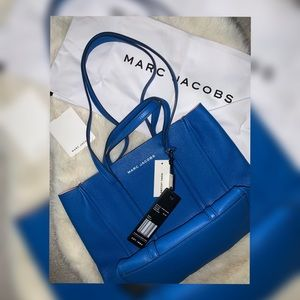 Marc Jacobs Tag 27 Leather Tote Bag